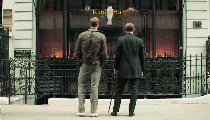 King's Man: Pierwsza misja (zwiastun)