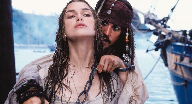 """Muzyka z filmu """"Piraci z Karaibów: Klątwa Czarnej Perły"""""""
