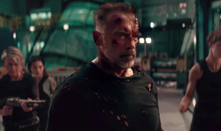 Terminator: Mroczne przeznaczenie (zwiastun)